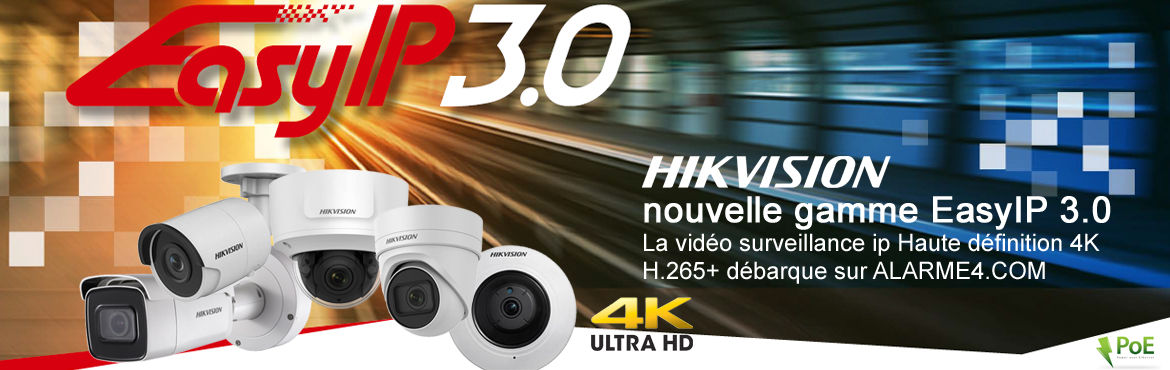 HikVision EasyIP3.0